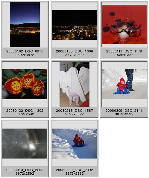 Create a photo collage using imagemagick